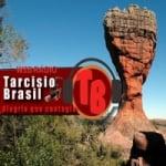 Logo da emissora Ponta Grossense Tarcísio Brasil