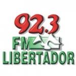Logo da emissora Radio Libertador 92.3 FM