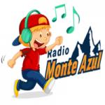 Logo da emissora Rádio Monte Azul de Caruaru