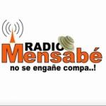 Logo da emissora Radio Mensabé 1410 AM