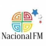 Logo da emissora Radio Nacional 101.7 FM