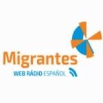Logo da emissora Rádio Migrantes Español