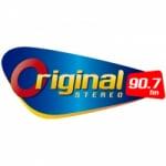 Logo da emissora Radio Original 90.7 FM