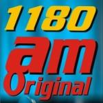 Logo da emissora Radio Original 1180 AM