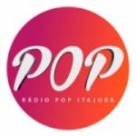 Logo da emissora Rádio Pop Itajubá