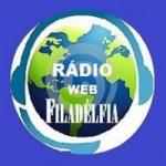 Logo da emissora Rádio Filadélfia Palmares