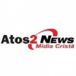 Logo da emissora Atos 2