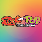 Logo da emissora Radio Rock & Pop 106.5 FM