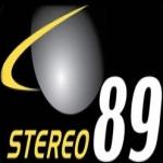 Logo da emissora Radio Stereo 89 89.9 FM