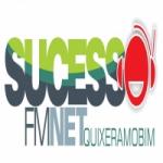 Logo da emissora Sucesso FM Net