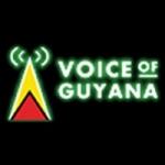 Logo da emissora Voice of Guyana 560 AM