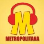 Logo da emissora Rádio Metropolitana Litoral