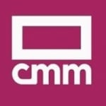 Logo da emissora CMM Radio 91.9 FM
