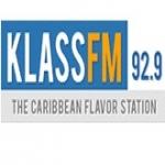 Logo da emissora Radio Klass 92.9 FM