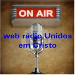 Logo da emissora Web rádio Unidos em Cristo de São Paulo