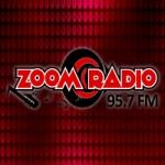 Logo da emissora Zoom Radio 95.7 FM