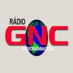 Logo da emissora Rádio GNC