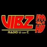 Logo da emissora Radio VIBZ 92.9 FM