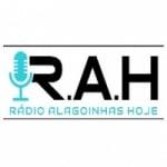Logo da emissora Rádio Alagoinhas Hoje