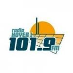 Logo da emissora Radio Hoyer 101.9 FM