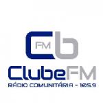 Logo da emissora Rádio  Clube FM Comunitária