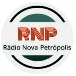 Logo da emissora Rádio Nova Petrópolis