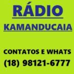 Logo da emissora Rádio Kamanducaia