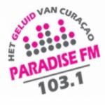Logo da emissora Radio Paradise 103.1 FM