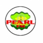 Logo da emissora Radio Pearl 98.1 FM