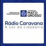 Logo da emissora Rádio Caravana MT