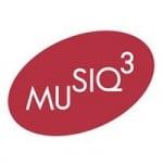 Logo da emissora Radio Musiq3 91.2 FM