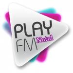 Logo da emissora Play FM Natal