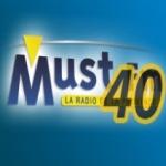 Logo da emissora Radio Must 107.3 FM