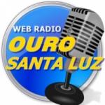 Logo da emissora Web Rádio Ouro Santaluz