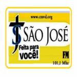 Logo da emissora Web Rádio São José CMVD