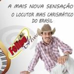 Logo da emissora Grupo Felipe Alves