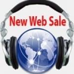 Logo da emissora Rádio New Web Sale