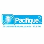 Logo da emissora Radio Pacifique FM 95.1 FM