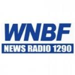 Logo da emissora WNBF 1290 AM