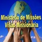 Logo da emissora Rádio Visão Missionária