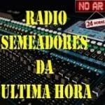 Logo da emissora Rádio Semeadores da Ultima Hora