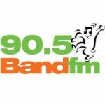 Logo da emissora Rádio Band 90.5 FM