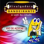 Logo da emissora Divulgadora Bandeirante Pão de Açúcar