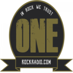 Logo da emissora One Rock Radio