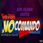 Logo da emissora Rádio No Comando