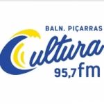 Logo da emissora Rádio Cultura 95.7 FM