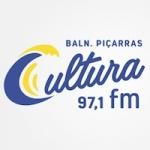 Logo da emissora Rádio Cultura 97.1 FM