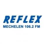 Logo da emissora Radio Reflex 106.2 FM