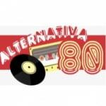 Logo da emissora Rádio Alternativa 80