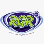 Logo da emissora Radio RGR 104.5 FM